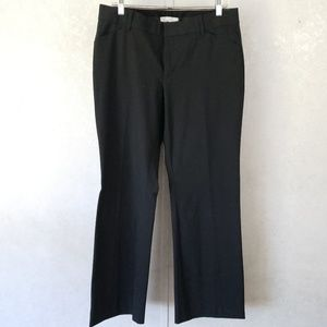 Gap Curvy Wide Leg Work Career Slacks Pants